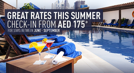Citymax Bur Dubai Summer Saver at AED 175*