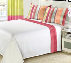 Orazio Stripes Flat Sheet 180x270