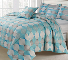 Riviera Comforter Set of 5