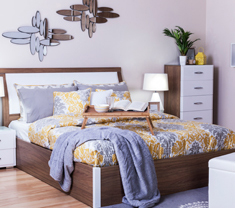 غرف نوم | Home Centre