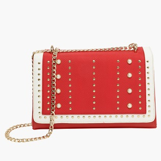 Charlotte Reid Embellished Bag
