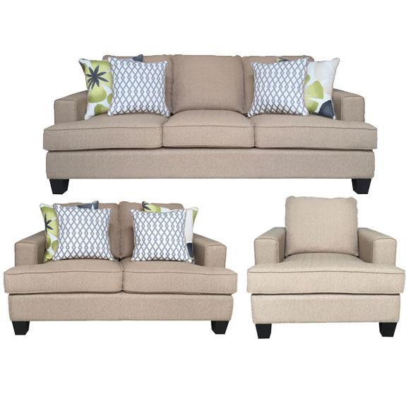 burcham 3 2 1 seater sofa set beige burcham 3 2 1 seater sofa set ...