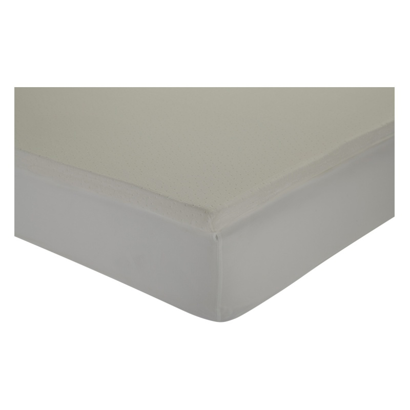 Memory Foam Mattress Topper - 180x210 cms