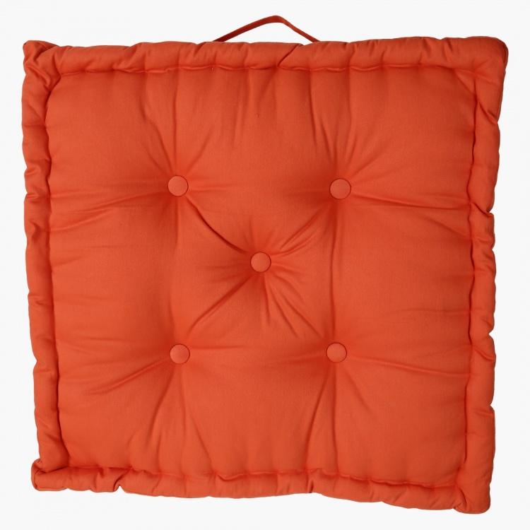 Floris Floor Cushion - 60x60 cms