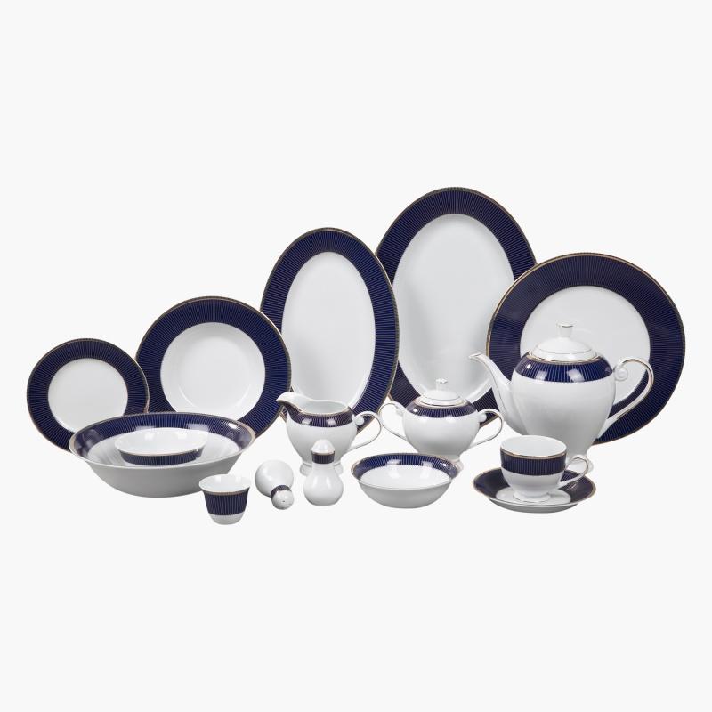 Admiral 105-Piece Dinner Set