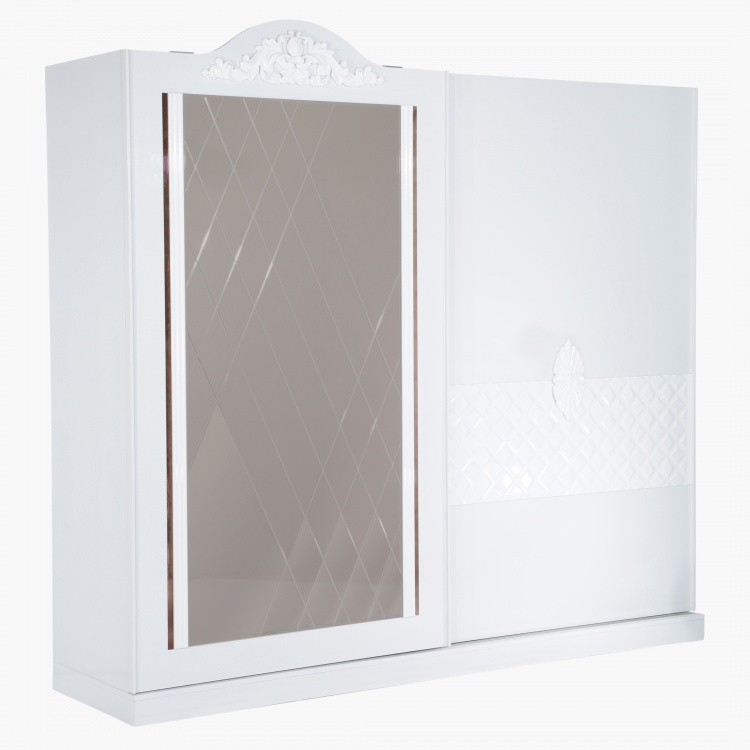 Devon 2-Door Sliding Wardrobe