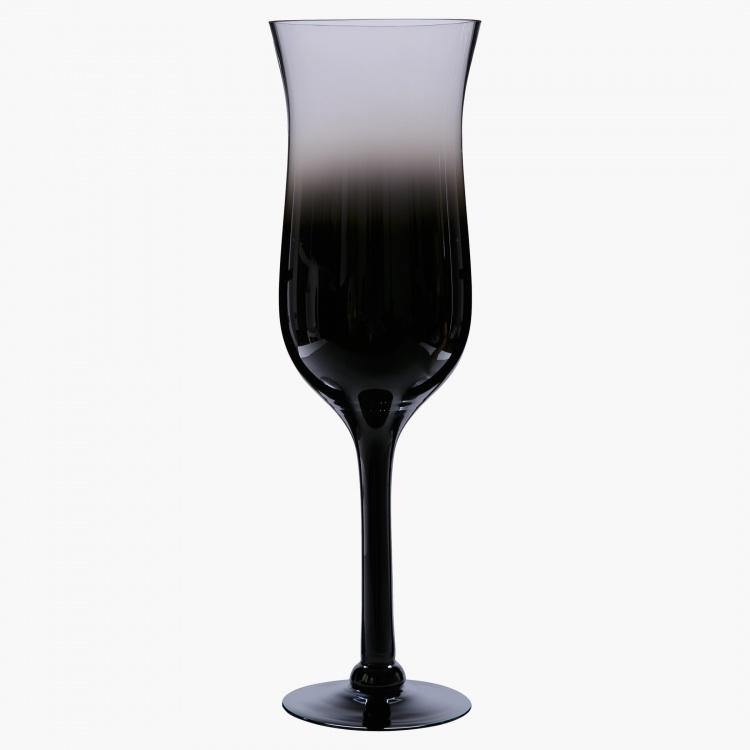 Dusk Stemmed Vase - 16x16x50 cms