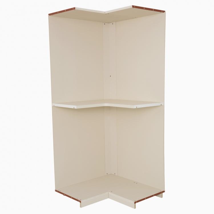 Infiniti L Shape 2-Door Corner Frame - 240 cms