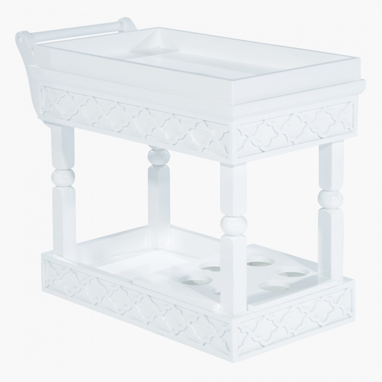 Arabesque Serving Trolley
