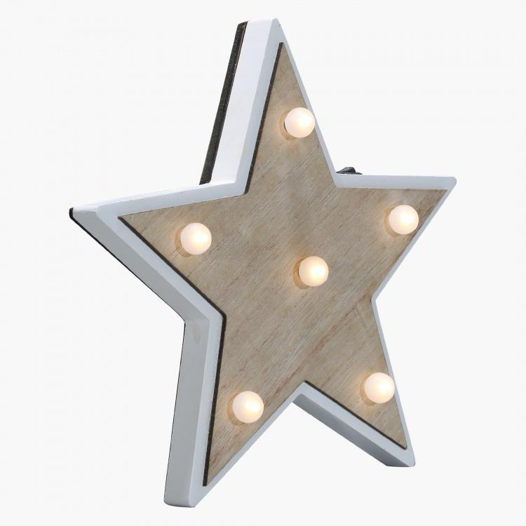 Eli Star Wall Light