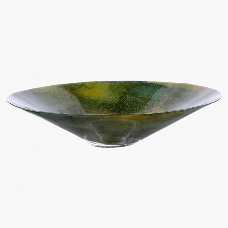 Leaf Decorative Bowl - 41x8.7 cms