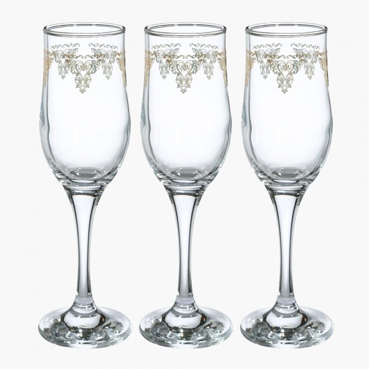 Trio Stem Glass - Set of 3