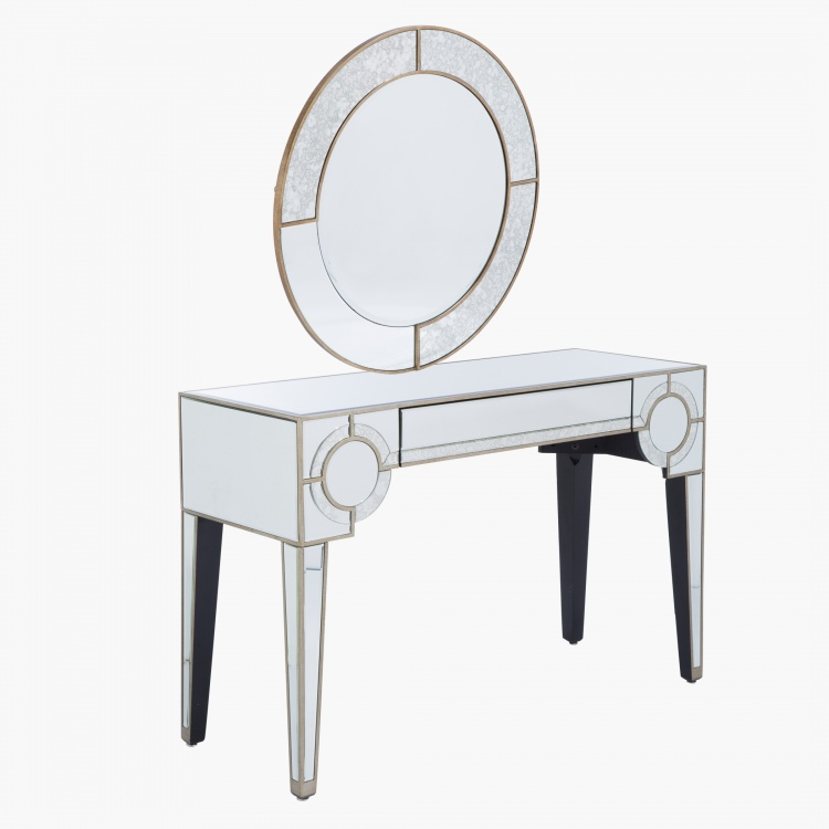 Mystique Console with Mirror