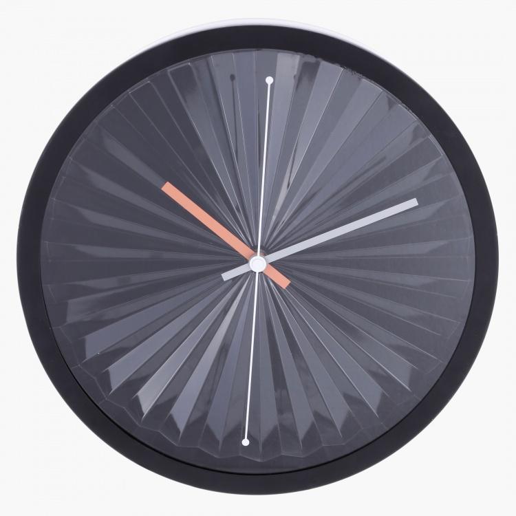 Lapua Wall Clock - 30.5x4.1x30.5 cms