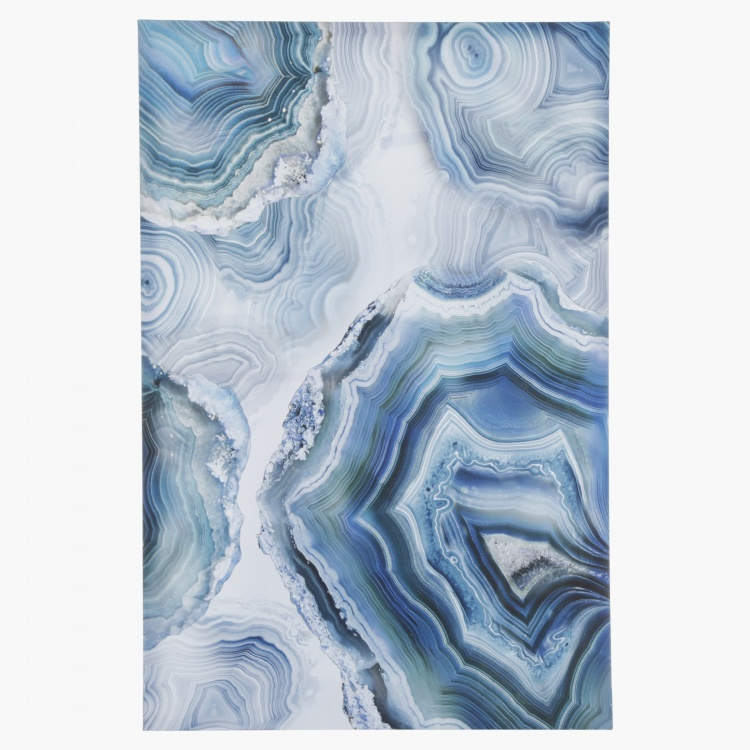 Agate To Beauty Print Canvas - 60x2.8x90 cms
