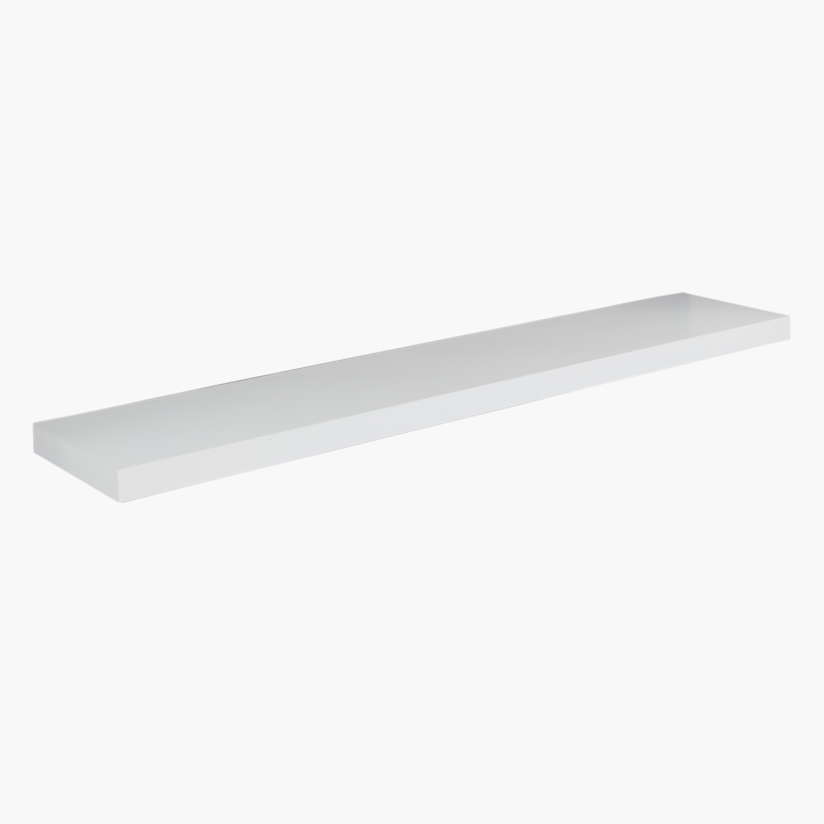 Maddison floating Shelf with LED Light 120-White