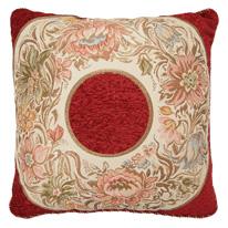 Majolika Jacquard Cushion 56x56 cms