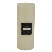 Essentials Scented Pillar Candle