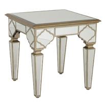 Casablanca End Table