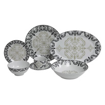 Batalha 32-piece Crockery Set
