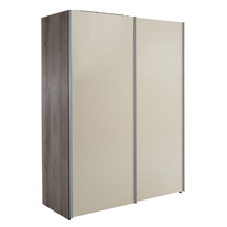 Columbia Two Door Sliding Wardrobe