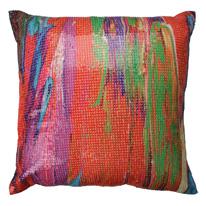 Berlin Embellished Printed Cushion