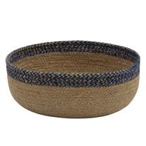 Chino Round Jute Basket 10x25 cms