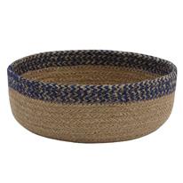 Chino Round Jute Basket 9x22 cms