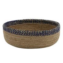 Chino Round Jute Basket 8x20 cms
