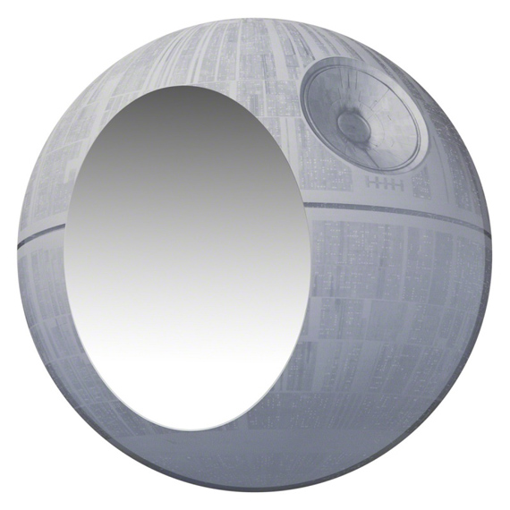 Star Wars Death Star Mirror