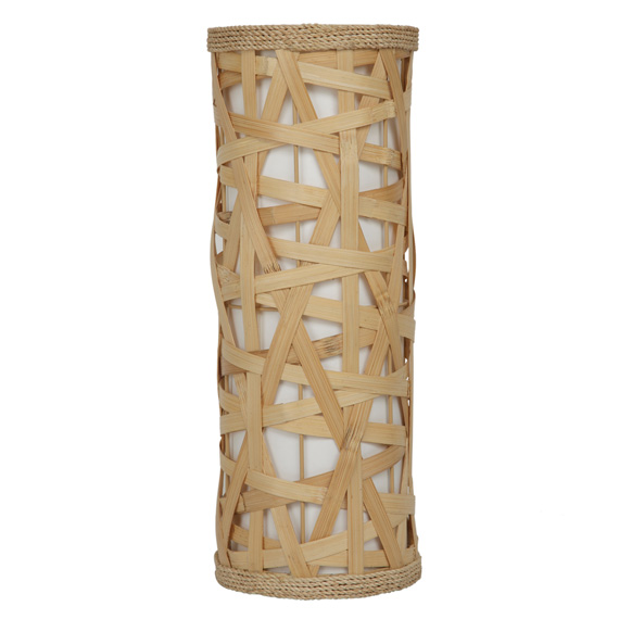 Home centre entwine bamboo table lamp aloadofball Choice Image