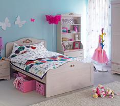 Gardenia Bed 120x200
