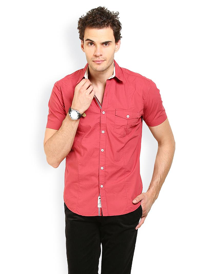 Max Mens Casual Shirt