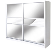 Axis Sliding Wardrobe