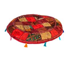 Clasa Round Floor Cushion