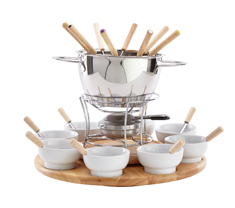 29 piece Fondue Set