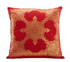 Dargaaz filled cushion