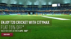T20 offer at Citymax