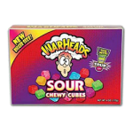 Sour Chewy Cube Box