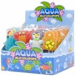 Aqua Jelly Lollipop 23g